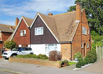 Thumbnail 3 bed semi-detached house for sale in Cranbrook Drive, South Sittingbourne, Tunstall