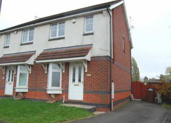 2 bed semi-detached house to rent in Harrow Drive, Ilkeston, Derbyshire DE7