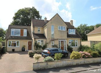 Thumbnail 5 bed detached house to rent in Priory Close, Bath