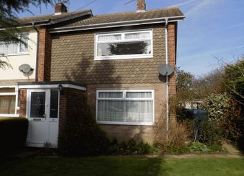 Thumbnail 2 bedroom end terrace house to rent in Earth Lane, Lound, Lowestoft