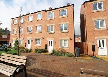 Thumbnail 3 bed terraced house for sale in Geneva Way, Biddulph, Stafforshire