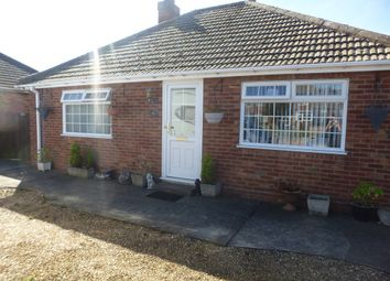 Thumbnail 2 bed detached bungalow for sale in Cromer Road, Mundesley, Norwich