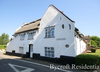 Thumbnail 3 bed cottage for sale in High Street, Ludham, Great Yarmouth