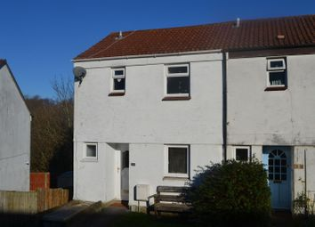 Thumbnail 3 bedroom end terrace house for sale in Cefn Celyn, Dunvant, Swansea
