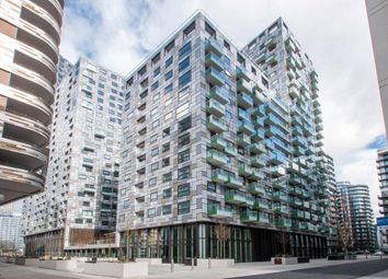 Thumbnail 3 bedroom flat to rent in Talisman Tower, Lincoln Plaza, London