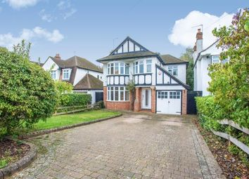 Thumbnail 4 bed detached house for sale in The Ridgeway, Watford, Hertfordshire, .