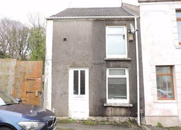 Thumbnail 2 bed end terrace house for sale in Rock Terrace, Morriston, Swansea