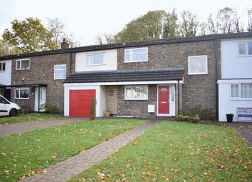 Thumbnail 4 bed terraced house for sale in Herons Wood, Harlow