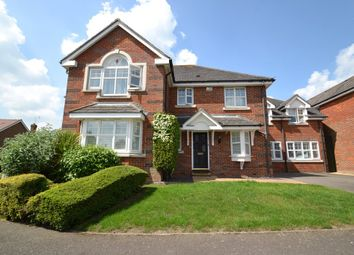 Thumbnail 5 bed detached house for sale in Greenwood Gardens, Shenley, Radlett