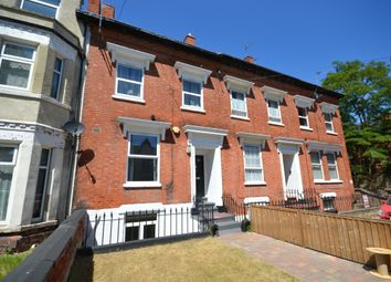 Thumbnail 2 bed terraced house to rent in Newstead Grove, Nottingham