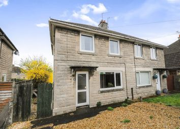 Thumbnail 3 bedroom semi-detached house for sale in Ashe Crescent, Chippenham