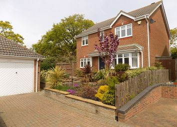 Thumbnail 4 bed detached house for sale in Singleton Mill Road, Stone Cross, Pevensey