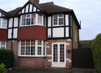 Thumbnail 3 bed property to rent in West Barnes Lane, New Malden