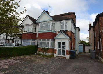 Thumbnail 4 bed semi-detached house for sale in Preston Hill, Kenton, Harrow