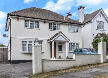 Thumbnail 4 bed detached house for sale in Chestnut Avenue, Northwood, Middlesex