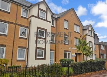 Thumbnail 1 bed flat for sale in Heron House, Sidcup