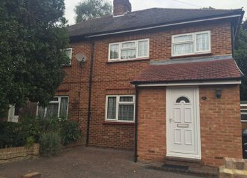 Thumbnail 6 bed property to rent in Laurel Avenue, Englefield Green, Egham