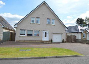 Thumbnail 4 bedroom detached house for sale in Gateside View, Lesmahagow, Lanark