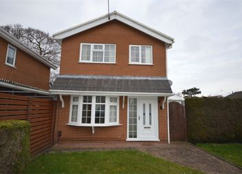 Thumbnail 3 bed detached house for sale in Dearnford Avenue, Eastham, Merseyside