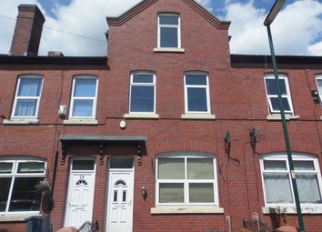 Thumbnail 4 bedroom terraced house for sale in Orchid Street, Harperhey
