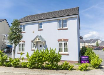 Thumbnail 4 bed detached house for sale in Wentworth Close, Milford Haven