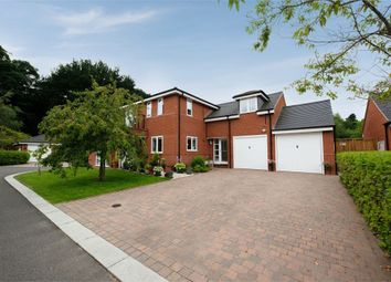 Thumbnail 5 bed detached house for sale in Lavender Walk, Coleorton, Coalville, Leicestershire