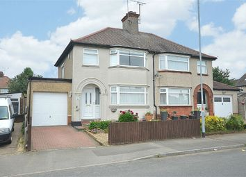 Thumbnail 3 bed semi-detached house for sale in 24 Kingsway, Kingsthorpe, Northampton