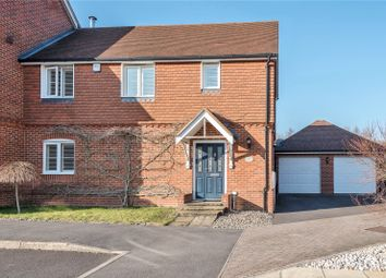 Thumbnail 3 bed end terrace house to rent in Thornybush Gardens, Medstead, Alton, Hampshire