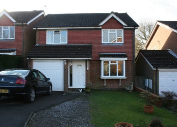 Thumbnail 4 bed property to rent in Church Fields, Nutley, Uckfield