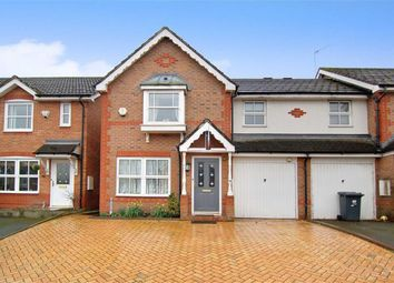 Thumbnail 3 bed semi-detached house for sale in Lower Meadow Drive, Congleton