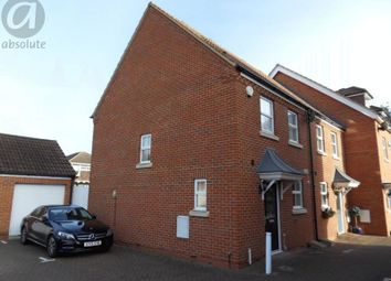 Thumbnail 2 bed end terrace house to rent in Abrahams Close, Bedford
