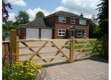 Thumbnail 4 bed detached house for sale in Peppin Lane, Fotherby