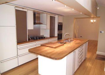 Thumbnail 4 bedroom terraced house to rent in Radnor Road, Weybridge, Surrey