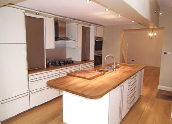 Thumbnail 4 bed terraced house to rent in Radnor Road, Weybridge, Surrey