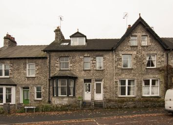 Thumbnail 3 bed terraced house for sale in Ghyll Side, Kendal