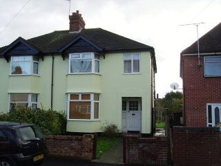 Thumbnail 4 bedroom semi-detached house to rent in Kenilworth Avenue, East Oxford