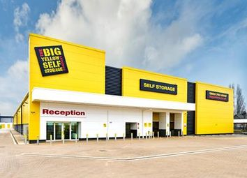Thumbnail Warehouse to let in Big Yellow Self Storage Cambridge, Unit 14, Coral Park, Henley Road, Cambridge