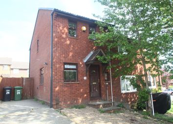 Thumbnail 2 bed semi-detached house to rent in Diligence Close, Bursledon