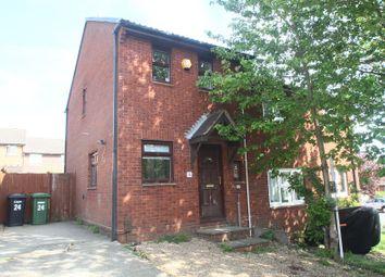 Diligence Close, Bursledon SO31. 2 bed semi-detached house