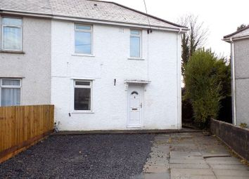 Thumbnail 3 bed semi-detached house for sale in Jubilee Crescent, Skewen, Neath, Glamorgan.