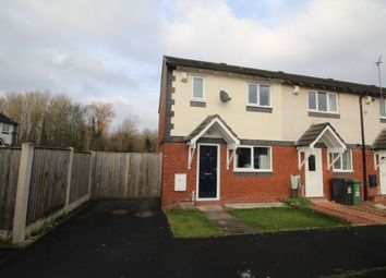 Thumbnail 3 bed terraced house for sale in Scotby Close, Carlisle