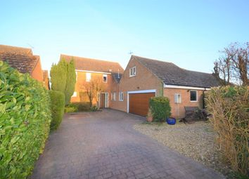 Thumbnail 4 bedroom detached house for sale in Bridge Street, Whaddon, Royston