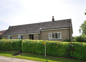 Thumbnail 3 bed detached bungalow for sale in Church Hill, Pickhill, Thirsk