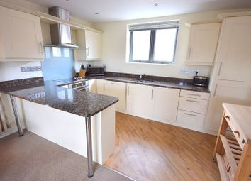 Thumbnail 2 bed flat to rent in North Street, Derby