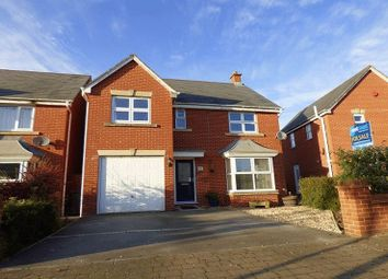 Thumbnail 4 bed detached house for sale in Longridge Way, Weston-Super-Mare