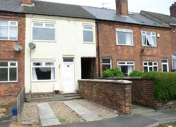 Thumbnail 3 bed terraced house for sale in Frederick Street, Riddings, Alfreton