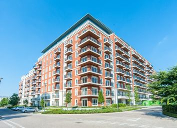 Thumbnail Studio to rent in Beaufort Park, Golding Apartments, Colindale