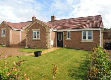 Thumbnail 3 bed detached bungalow for sale in Primrose Avenue, Downham Market