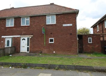 Thumbnail 3 bed semi-detached house for sale in Birkhall Road, Middlesbrough