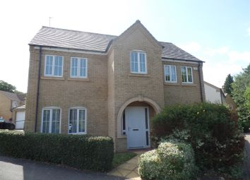 Thumbnail 4 bedroom property to rent in Longfield Gate, Orton Longueville, Peterborough